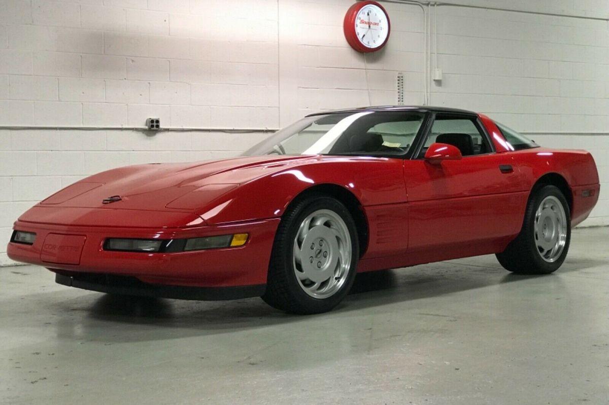 Chevrolet Corvette ZR1 de 1991