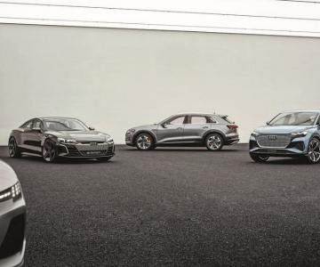 Audi prepara novo elétrico