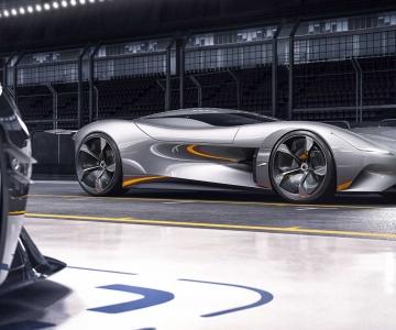 Jaguar Vision Gran Turismo