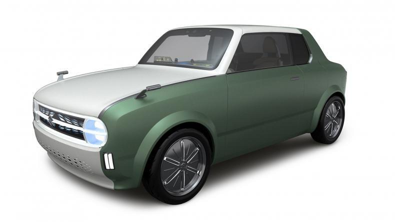 Suzuki Waku Concept