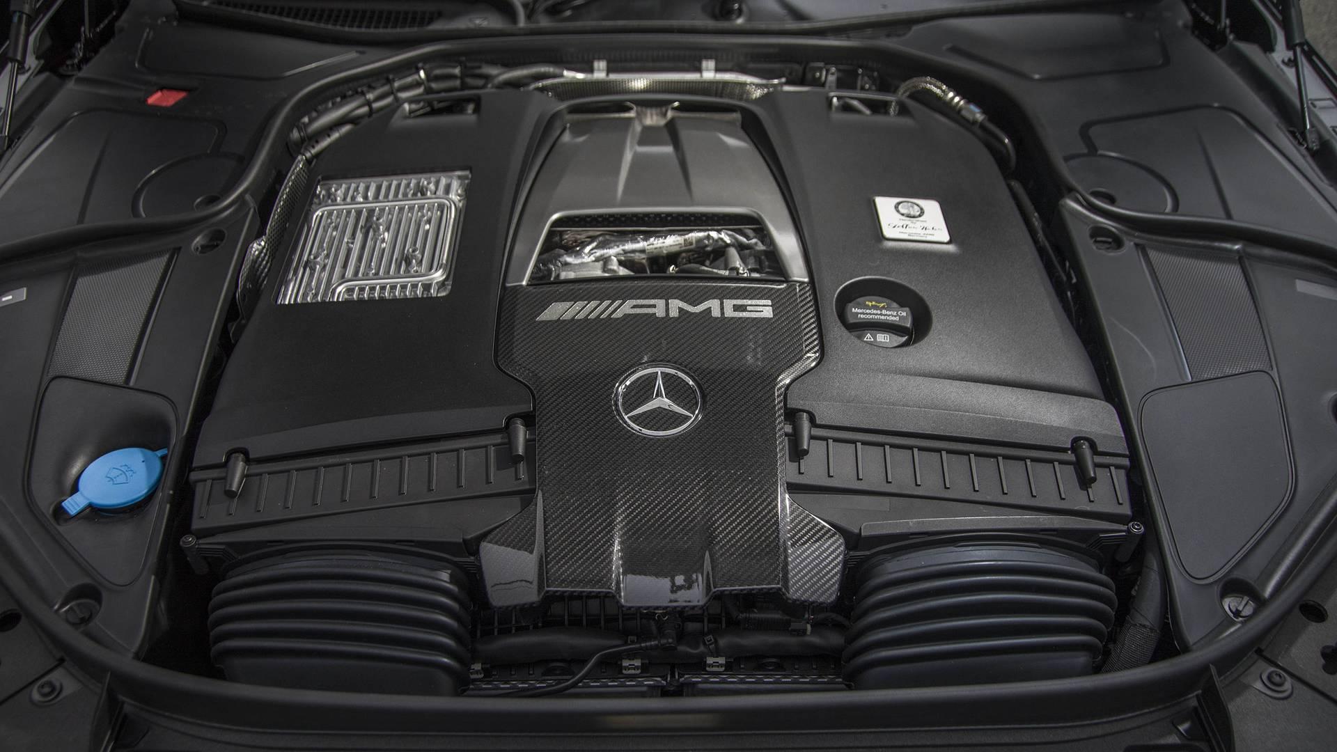 Mercedes-AMG S65 utilizou o último V12 da geração atual
