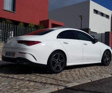 Mercedes-Benz CLA Coupé 180d