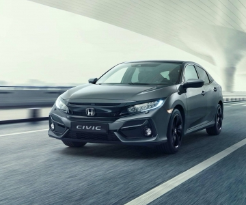 Facelift Honda Civic