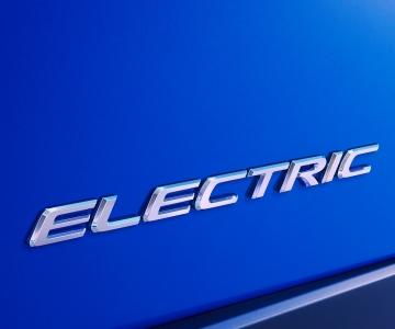 Lexus elétrico estreia na próxima semana