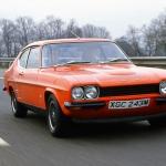 Ford Capri foi produzido entre 1969 e 1986