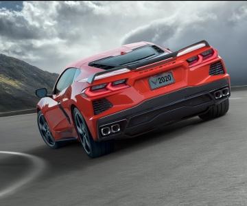 Chrevrolet Corvette Stingray