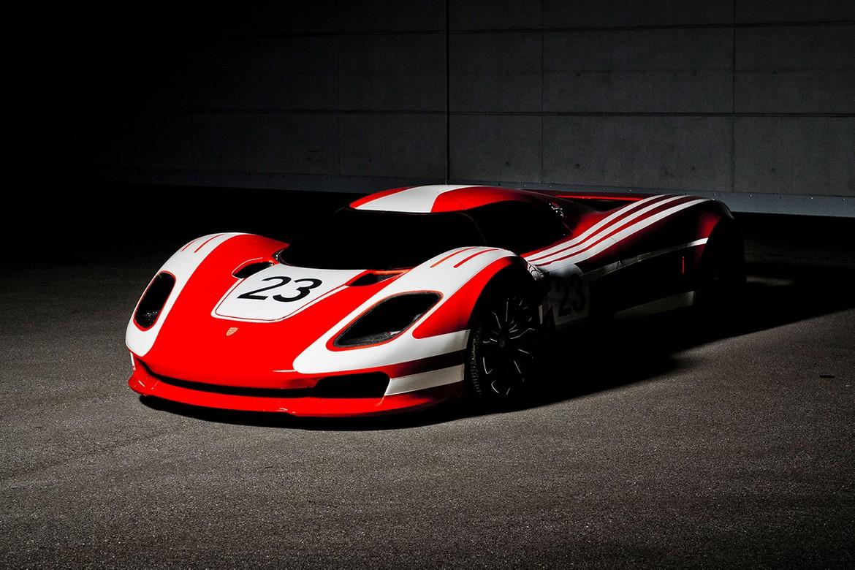 Sucessor do 918 poderá ter motor híbrido de origem F1