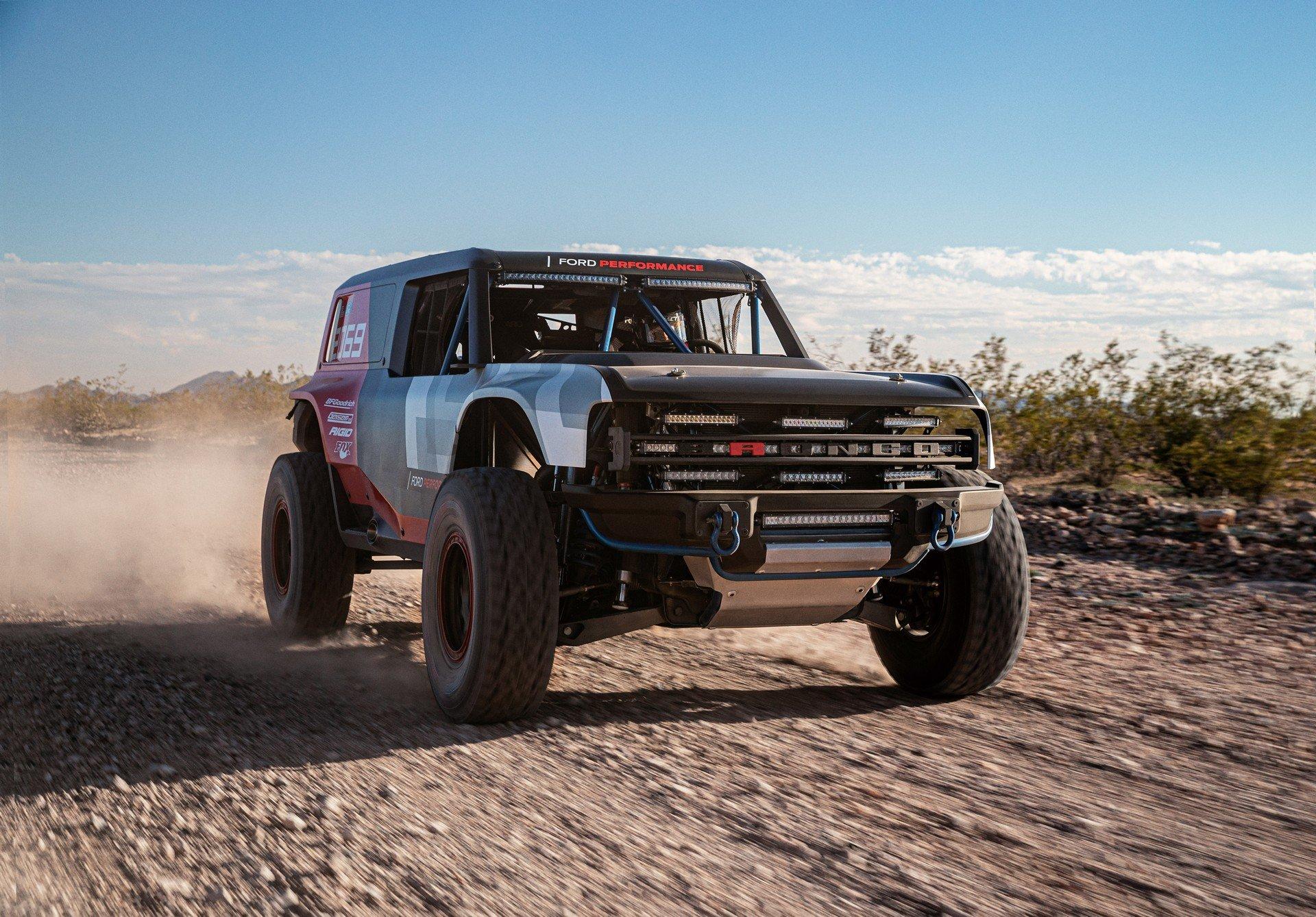 Protótipo Ford Bronco R