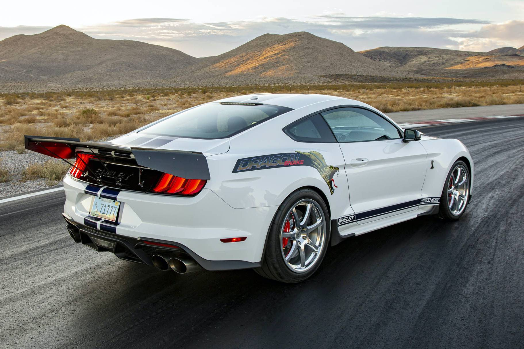 Shelby GT500 Dragon Snake