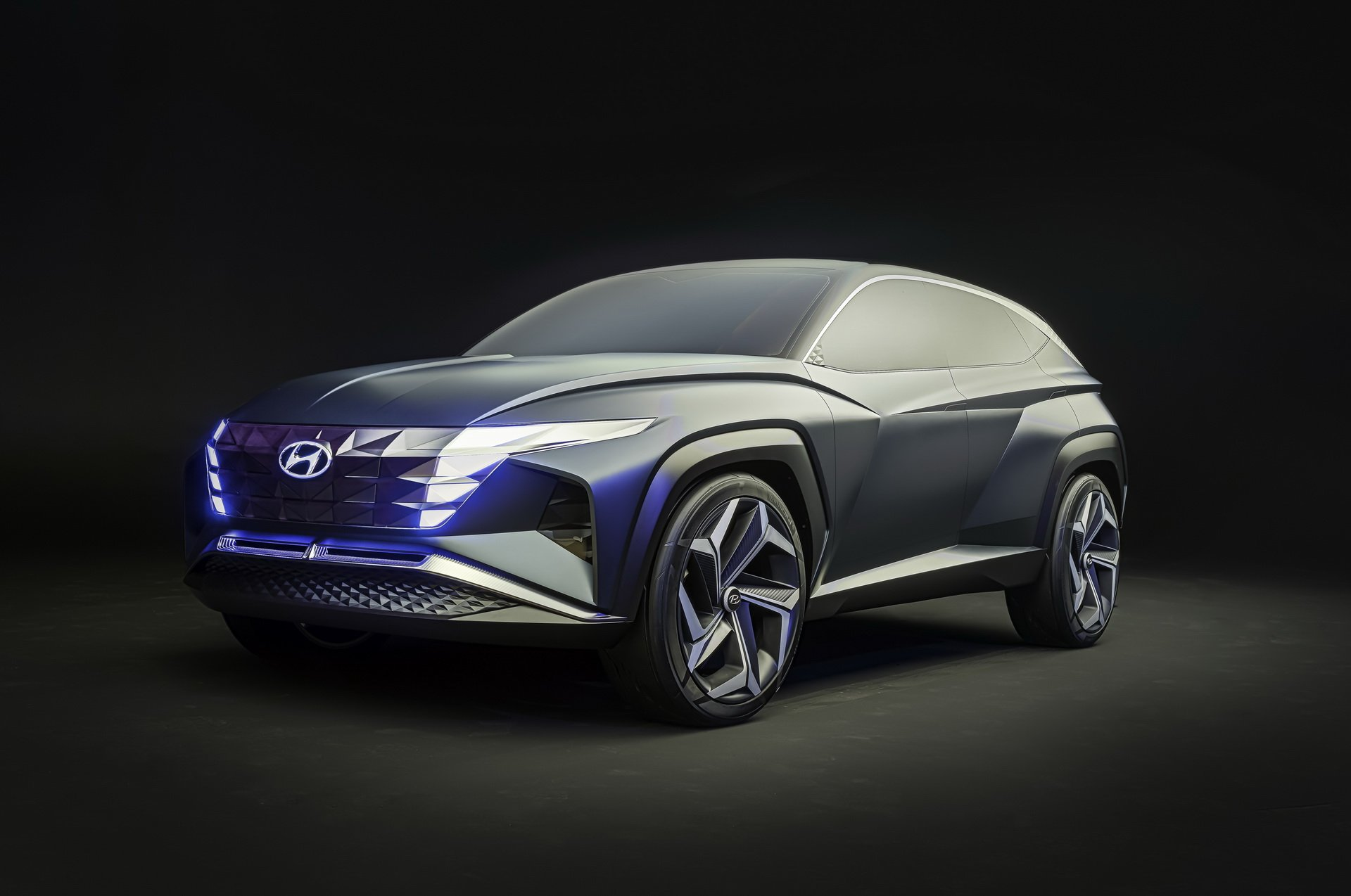Hyundai Vision T SUV Concept
