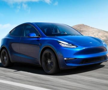 Desenho do próximo Tesla Model Y