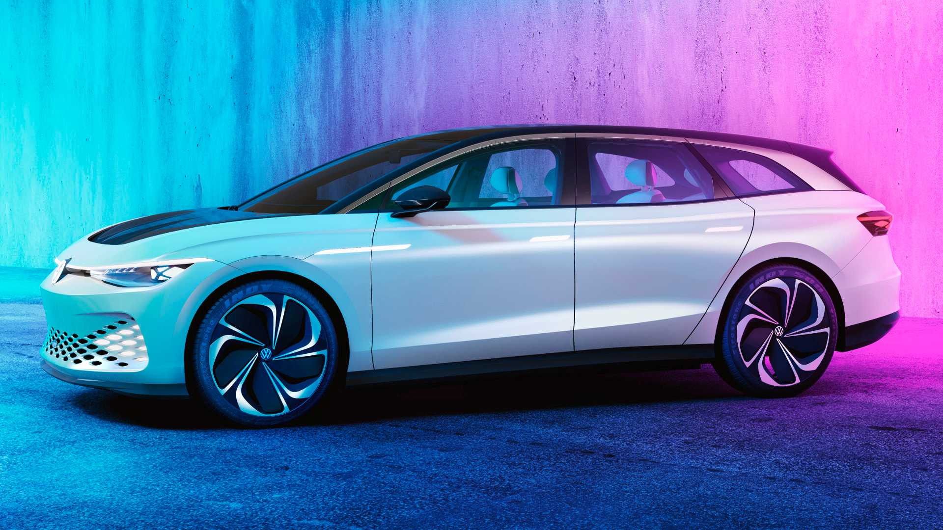 VW ID Space Vizzion Concept