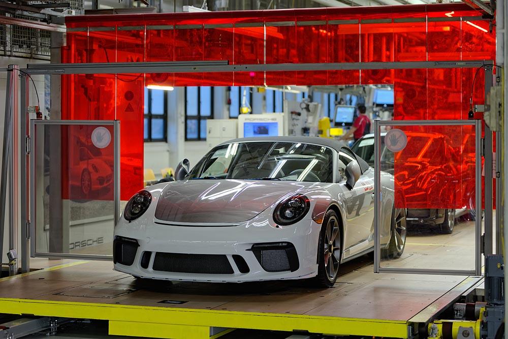 Último Porsche 911 911