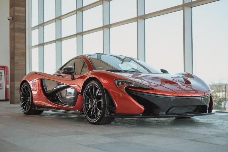 McLaren já prepara sucessor do P1