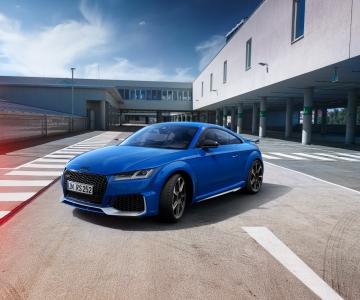 Audi RS 25 Years Anniversary Pack