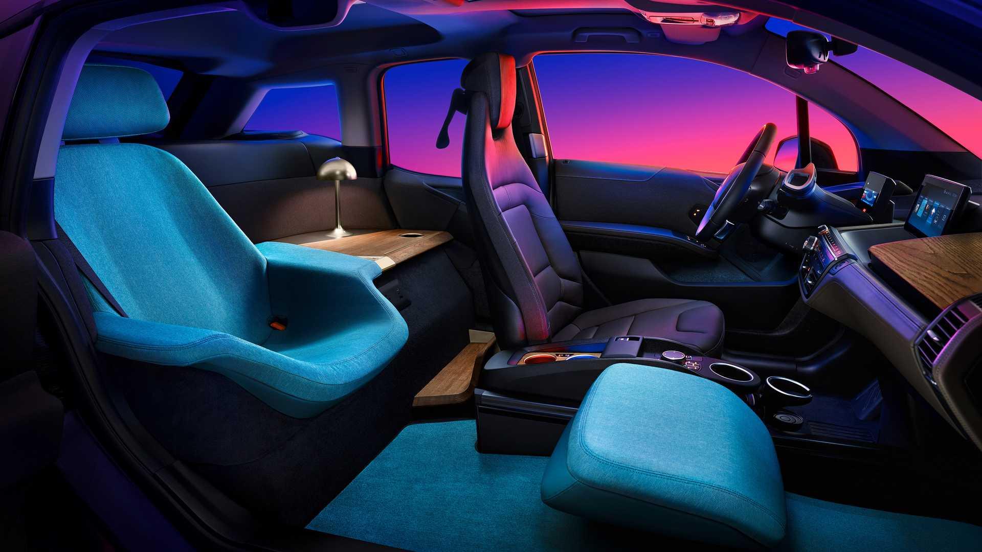 BMW i3 Urban Suite concept