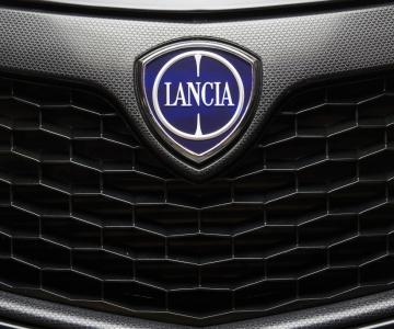Logótipo do Lancia Ypsilon