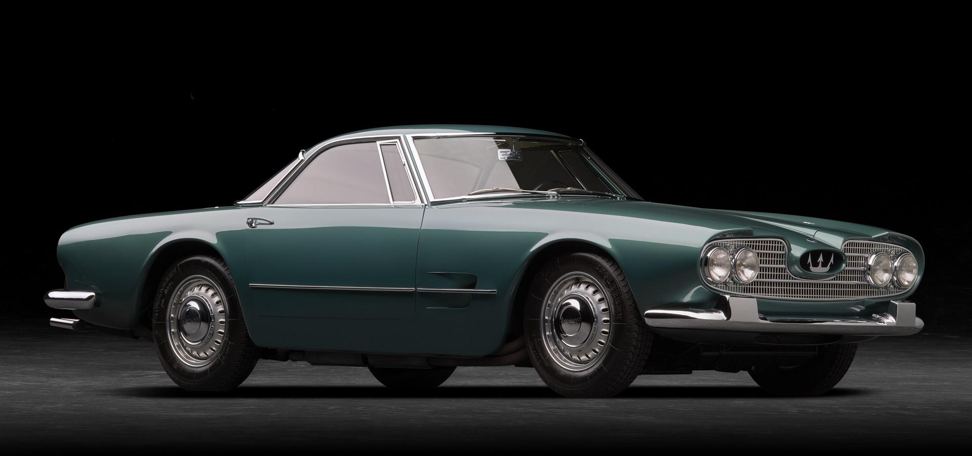 Maserati 5000 GT faz 60 anos