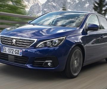 Sucessor do atual Peugeot 308 será apresentado em 2020