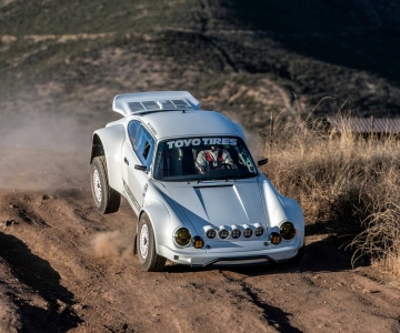 Russell Built Fabrications 911 Baja