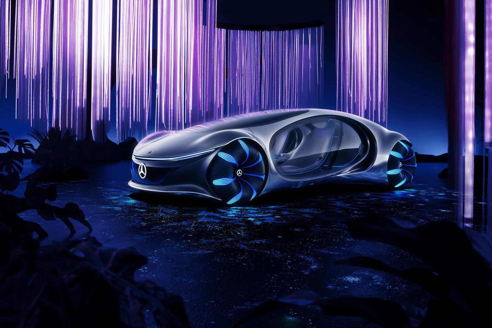Mercedes-Vision AVTR Concept