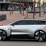 """Novo protótipo da Renault """"apanhado"""" nas ruas de Espanha"""