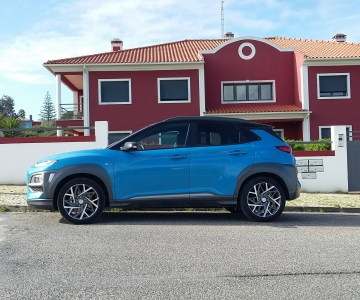 Hyundai Kauai HEV