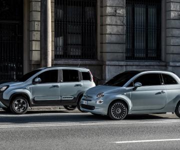 Fiat 500 e Panda Hybrid