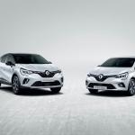 Renault Captur e Clio E-Tech