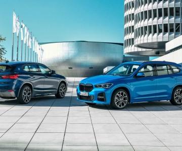 BMW X1 e X2 xDrive25e