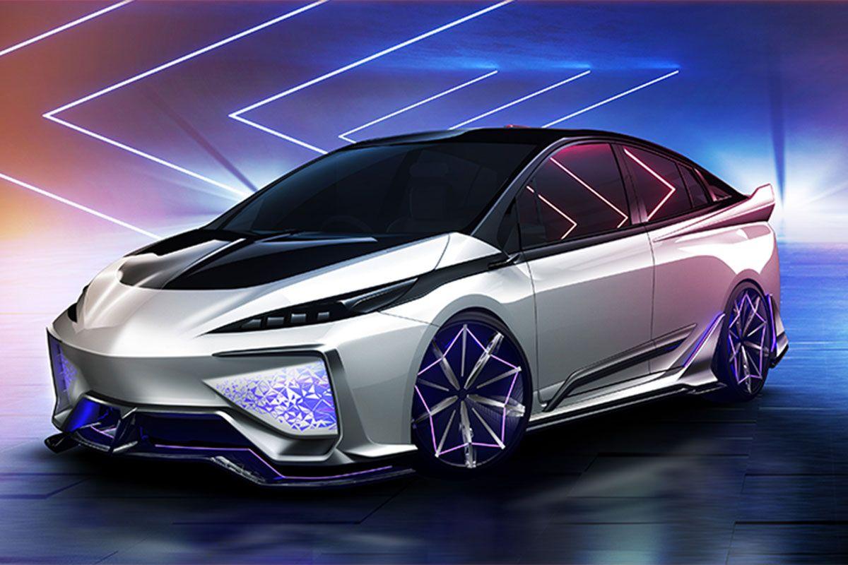 "Toyota Ambivalent ""RD"" Prius PHEV"