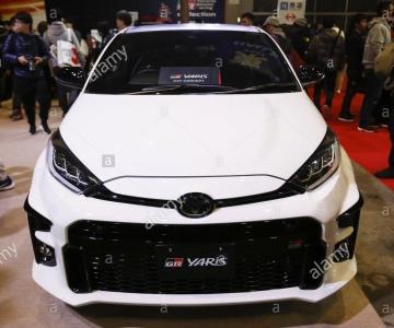 Toyota GR Yaris CVT Concept