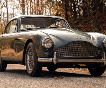 Aston Martin DB2/4 Mk III Saloon