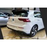 VW Golf GTI apanhado antes da estreia