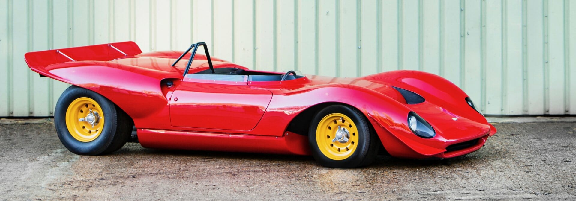 Ferrari Dino 206SSP