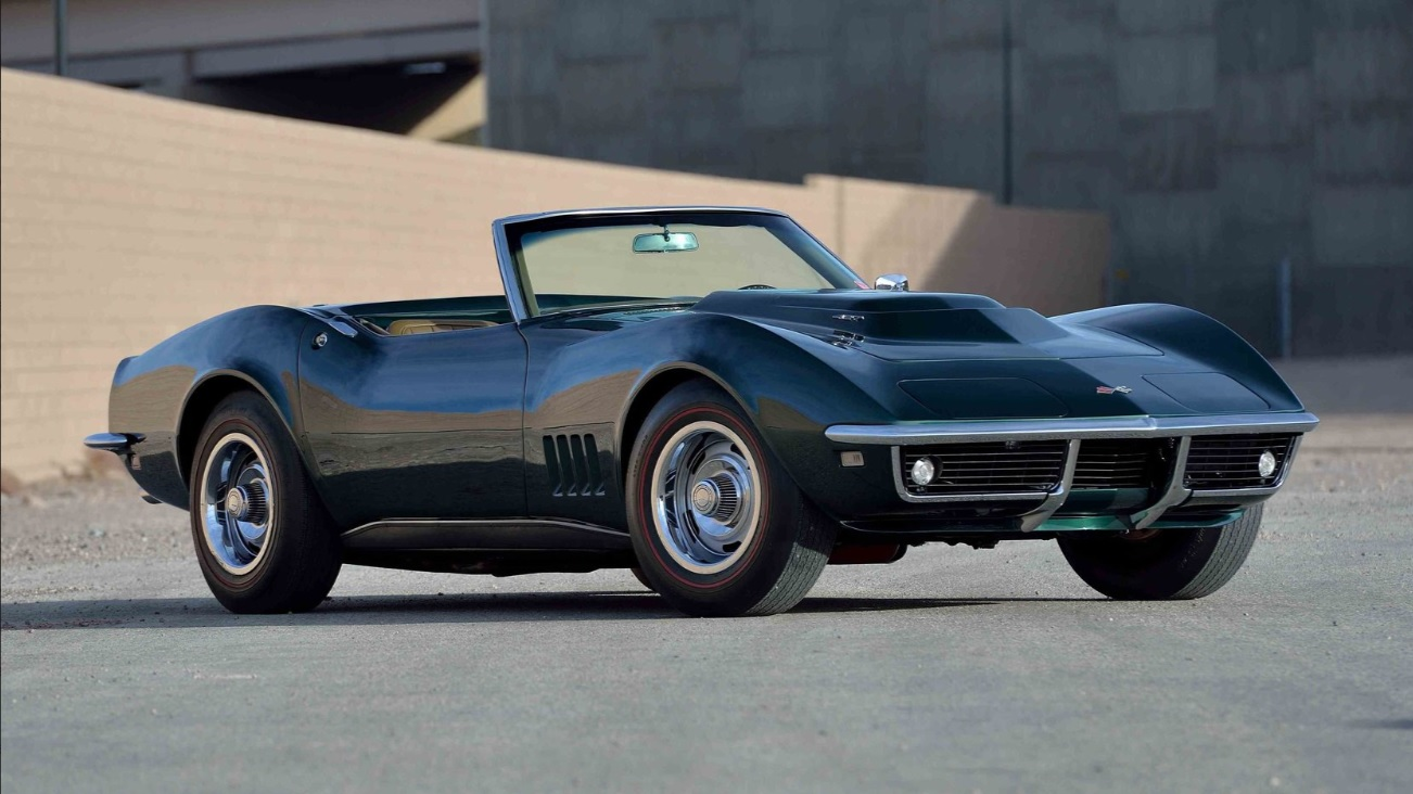 Chevrolet Corvette L88 Convertible