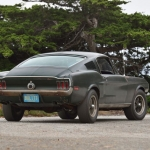 Bullitt Ford Mustang GT 390
