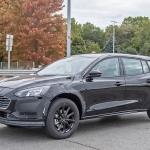 Novo Ford Mondeo ainda camuflado