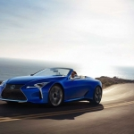 One-off Lexus LC500 Convertible