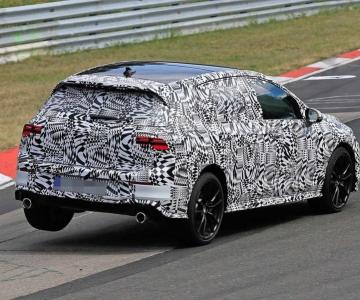 VW Golf GTI em testes