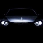 Mercedes-Benz Classe E teaser