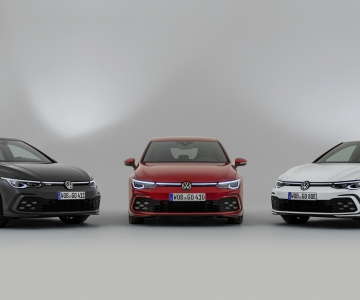 VW Golf GTD, GTI e GTE