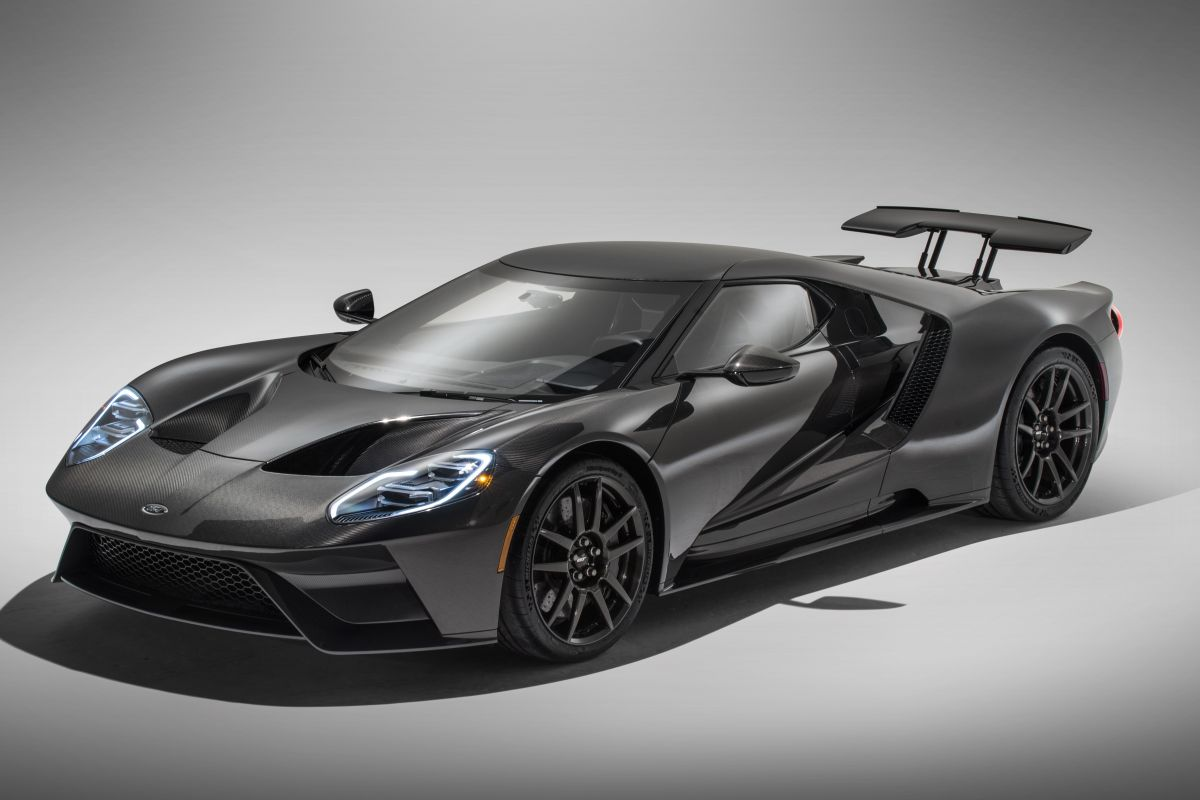 Ford GT Liquid Carbon