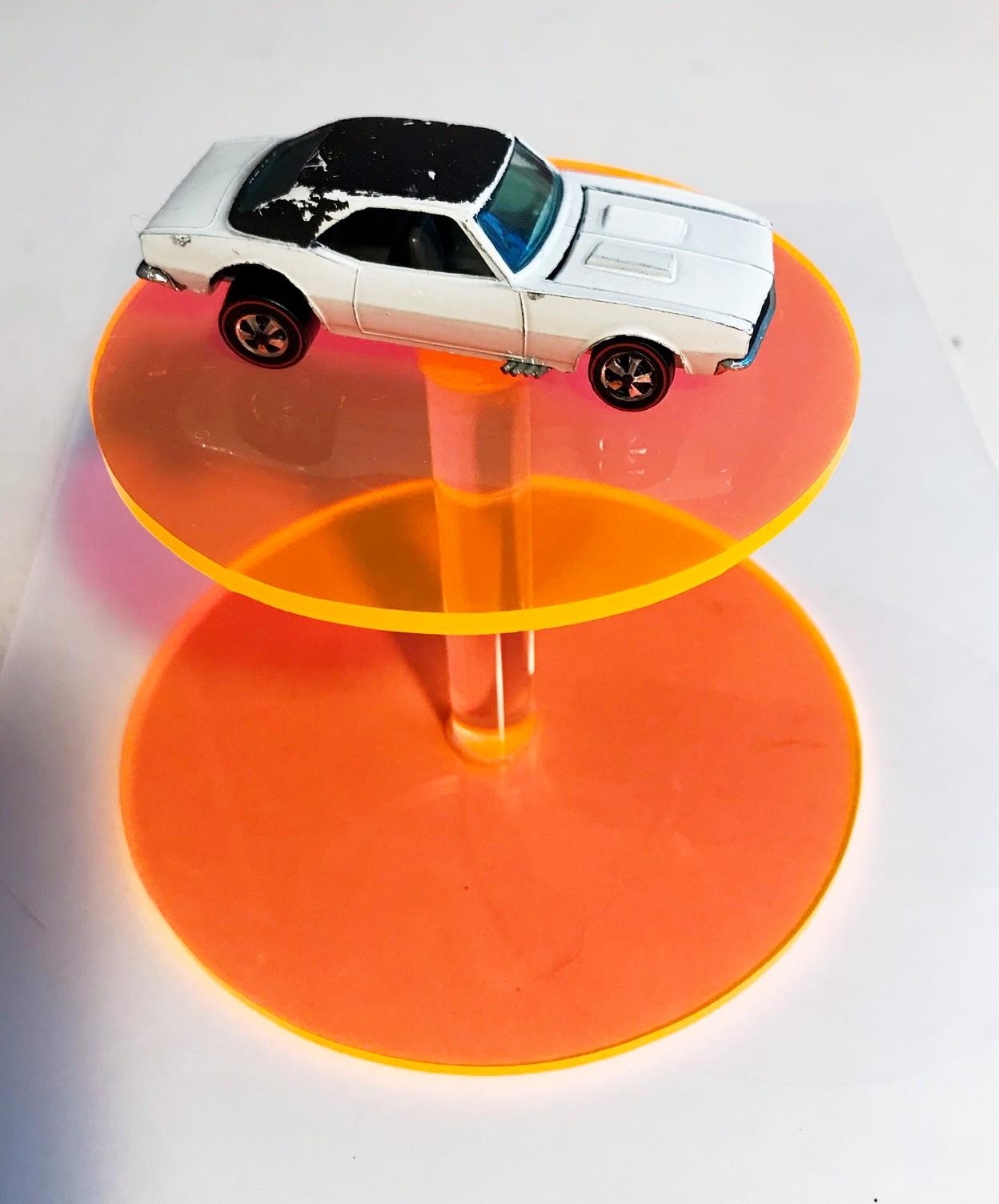 Hong Kong Chevy Camaro