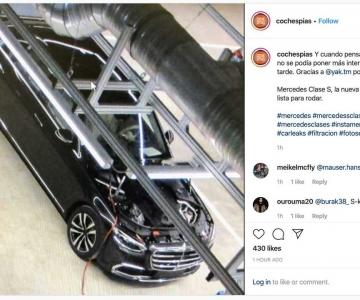 Novo Mercedes-Benz Classe S