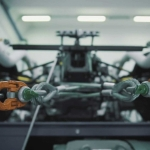 Teaser do novo Lamborghini