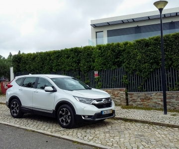 Honda CR-V 1.5 i-VTEC Turbo
