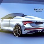 Skoda Scala Roadster