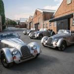 Morgan Plus 4 70th Anniversary