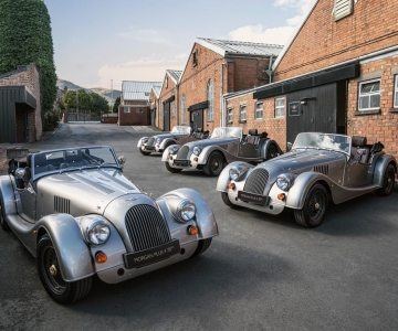 Morgan Plus 4 70th Anniversary